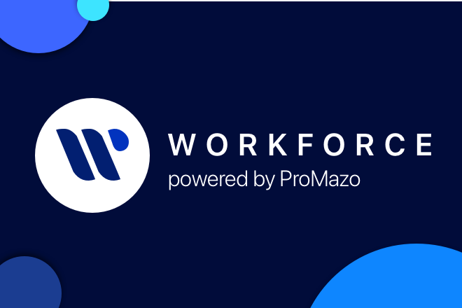 Workforce logo and link to site